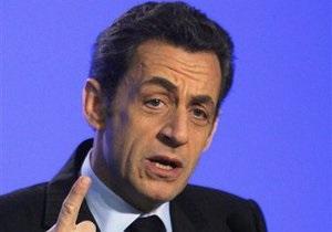 Саркози покинул Конституционный совет Франции