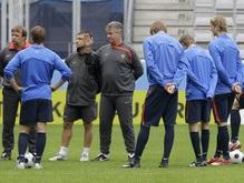 Евро-2008: Россия - Швеция. Перед матчем