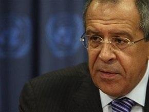 Лавров призвал участников конфликта на Кавказе  оставить игры  и  перестать мериться статусом