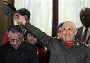 Уго Чавес пройдет на Кубе новый курс лечения