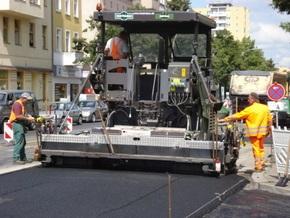 Фотогалерея: Как ремонтируют немецкие дороги