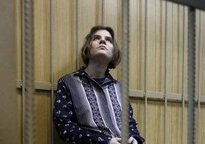 Самуцевич продолжит участие в Pussy Riot - Би-би-си