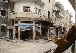 ООН: целью операции Дамаска в Тремсех были повстанцы
