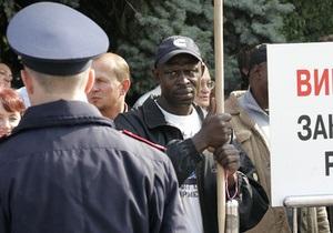 Ъ: Украина ужесточила условия пребывания мигрантов