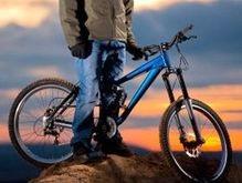 Запорожский путешественник пересечет Украину на велосипеде