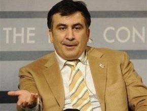 Саакашвили назвал Маккейна и Байдена своими друзьями