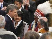 Правительство Канады извинилось перед индейцами