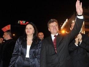 Выборы президента Македонии выиграл сторонник вступления в НАТО и ЕС