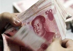Инфляция в Китае замедлилась до минимума за 30 месяцев