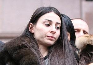 Дочь Черновецкого ограбили во Франции на 4,5 миллиона евро
