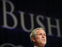 В честь Буша планируют назвать канализацию