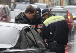 Корреспондент: Водители начали организованную борьбу с ГАИ за свои права