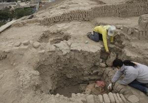 В Перу обнаружены мумии возрастом более полутора тысячи лет