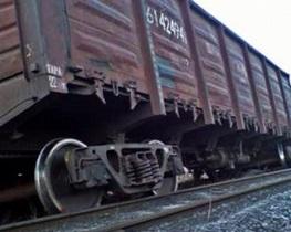 Новости Хмельницка - В Хмельницкой области на железнодорожном переезде сошел с рельсов грузовой вагон
