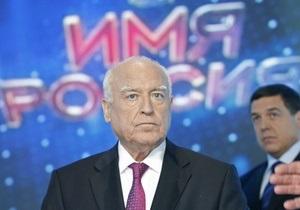Медведев и Путин выразили соболезнования в связи со смертью Черномырдина