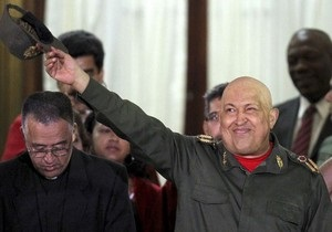 На следующей неделе Чавес вылетит на Кубу для обследования