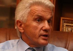 Литвин сомневается, что в 2010 году новый президент проведет реформы (обновлено)