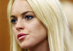 Суд приговорил Линдси Лохан к тюремному заключению
