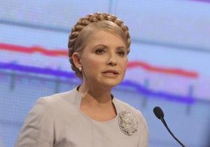 Тимошенко: Почти все члены правительства Азарова - украинофобы
