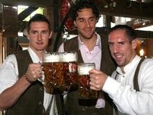 Пиво возвращается в российский спорт