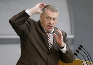 Жириновский решил участвовать в следующих выборах президента РФ