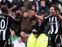 Английская Премьер-лига: Киган впервые привел Ньюкасл к победе