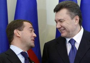 В ПР не видят юридических нарушений в харьковских соглашениях с РФ