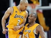 NBA: Коби берет курс на MVP