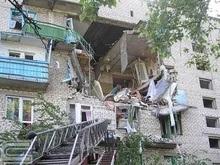 В Изюме Харьковской области произошел взрыв в жилом доме