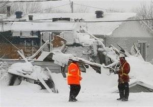 В Канаде сошел с рельсов пассажирский поезд