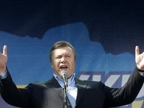 Янукович угрожает заблокировать работу Верховной Рады