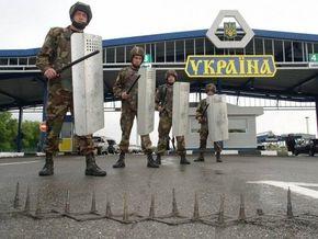 Пьяный донской казак устроил дебош на российско-украинской границе