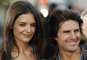 Том Круз и Кэти Холмс разводятся