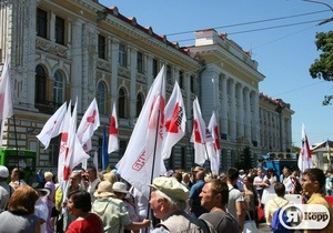 Тимошенко опять настаивает на рассмотрении кассации  по газовому делу без нее