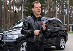 Прохоров предложил Медведеву заплатить штраф в 500 тысяч рублей