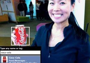 Пользователи Facebook теперь могут отмечать на фото бренды и знаменитостей