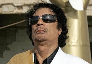 Каддафи предупредил о распространении сепаратизма в Африке