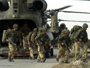 В декабре в Афганистан прибудут 500 британских военных