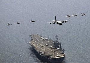 США и Южная Корея проведут совместные военные учения