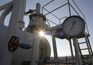 Украина увеличила транзит газа в Европу на 6%