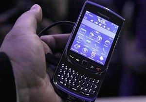 RIM представила BlackBerry Torch с новой операционной системой