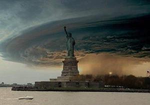 У урагана Сэнди появился аккаунт на Twitter