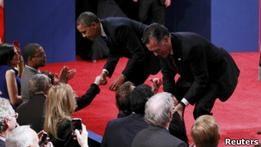 Обама и Ромни выходят на финишную прямую