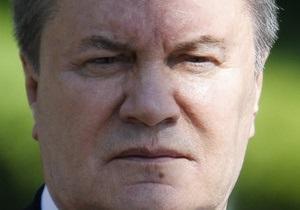 Янукович называет рост собственной добычи нефти и газа основой преодоления энергозависимости Украины
