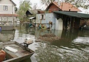 Около 2,5 тысяч человек эвакуировали в Грозном из-за прорыва дамбы на реке Сунжа
