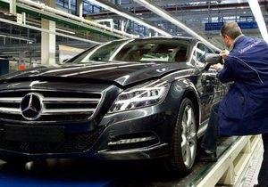 Daimler: Мерседесы расхватывают, как горячие пирожки