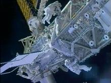 Астронавты МКС проведут ремонт в открытом космосе