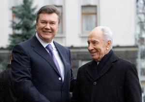 Перес: Украина способствует сближению России с Западом