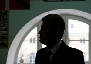Ющенко сравнил себя с Мазепой: Нация не оценила, окружение предало
