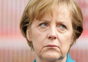Меркель сообщила, что кризис в еврозоне затянется еще на пять лет